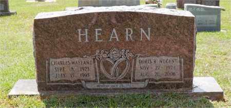 NUGENT HEARD, DORIS R - Claiborne County, Louisiana | DORIS R NUGENT HEARD - Louisiana Gravestone Photos