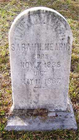 HEARN, SARAH H - Claiborne County, Louisiana   SARAH H HEARN - Louisiana Gravestone Photos