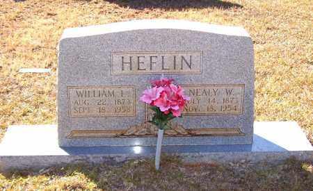 HEFLIN, NEALY - Claiborne County, Louisiana | NEALY HEFLIN - Louisiana Gravestone Photos