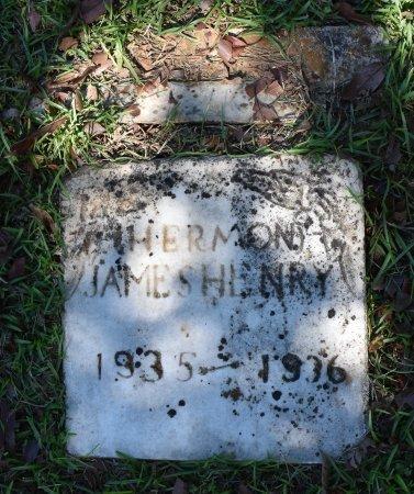 HENRY, HERMON JAMES - Claiborne County, Louisiana   HERMON JAMES HENRY - Louisiana Gravestone Photos