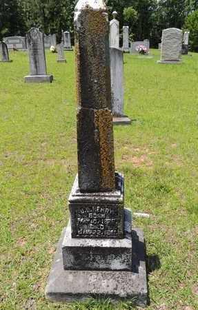 HENRY, J D - Claiborne County, Louisiana | J D HENRY - Louisiana Gravestone Photos