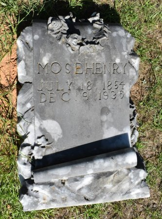 HENRY, MOSE - Claiborne County, Louisiana | MOSE HENRY - Louisiana Gravestone Photos