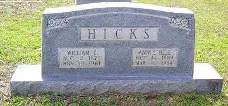 HICKS, ANNIE BELL - Claiborne County, Louisiana | ANNIE BELL HICKS - Louisiana Gravestone Photos
