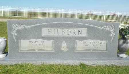 HILBORN, JIMMY LEE - Claiborne County, Louisiana   JIMMY LEE HILBORN - Louisiana Gravestone Photos