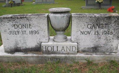 HOLLAND, DONIE - Claiborne County, Louisiana | DONIE HOLLAND - Louisiana Gravestone Photos