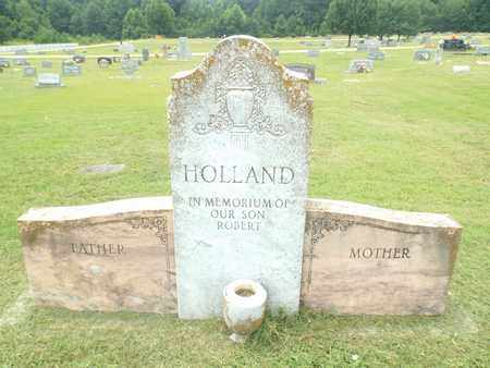 HOLLAND FAMILY MARKER, . - Claiborne County, Louisiana | . HOLLAND FAMILY MARKER - Louisiana Gravestone Photos