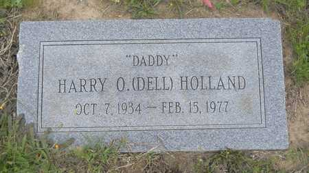 "HOLLAND, HARRY O ""DELL"" - Claiborne County, Louisiana 
