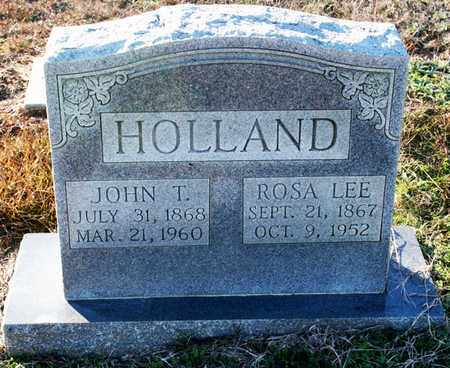 HOLLAND, ROSA LEE - Claiborne County, Louisiana | ROSA LEE HOLLAND - Louisiana Gravestone Photos
