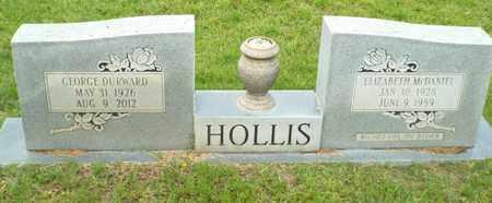 HOLLIS, GEORGE DURWARD - Claiborne County, Louisiana | GEORGE DURWARD HOLLIS - Louisiana Gravestone Photos