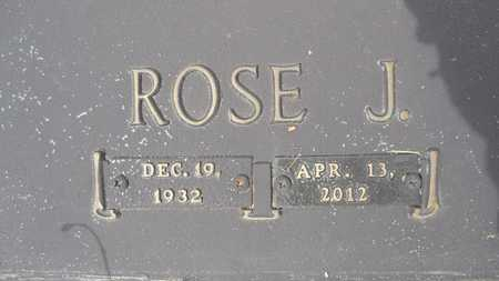 HOLLY, ROSE J (CLOSEUP) - Claiborne County, Louisiana | ROSE J (CLOSEUP) HOLLY - Louisiana Gravestone Photos