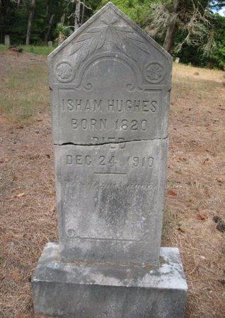 HUGHES, ISHAM - Claiborne County, Louisiana   ISHAM HUGHES - Louisiana Gravestone Photos