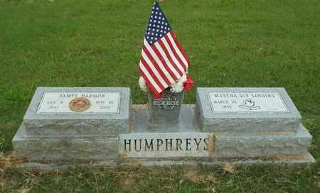 HUMPHREYS, JAMES HARMON - Claiborne County, Louisiana | JAMES HARMON HUMPHREYS - Louisiana Gravestone Photos