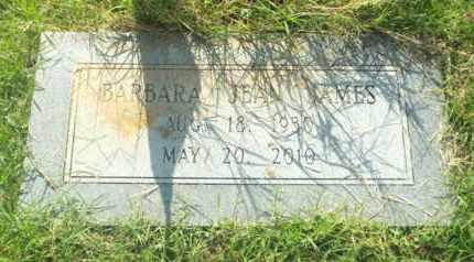 JAMES, BARBARA JEAN - Claiborne County, Louisiana | BARBARA JEAN JAMES - Louisiana Gravestone Photos