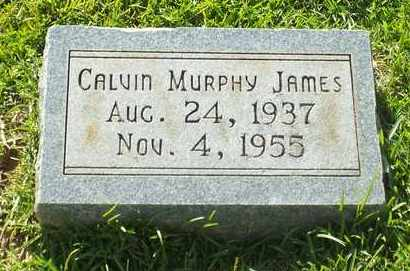 JAMES, CALVIN MURPHY - Claiborne County, Louisiana | CALVIN MURPHY JAMES - Louisiana Gravestone Photos