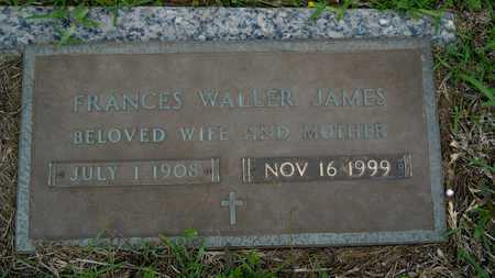 JAMES, FRANCES - Claiborne County, Louisiana | FRANCES JAMES - Louisiana Gravestone Photos
