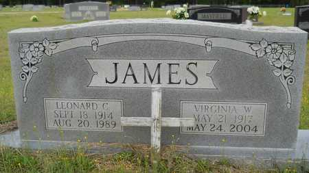 JAMES, MARTHA VIRGINIA - Claiborne County, Louisiana | MARTHA VIRGINIA JAMES - Louisiana Gravestone Photos