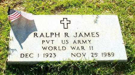 JAMES, RALPH R (VETERAN WWII) - Claiborne County, Louisiana | RALPH R (VETERAN WWII) JAMES - Louisiana Gravestone Photos