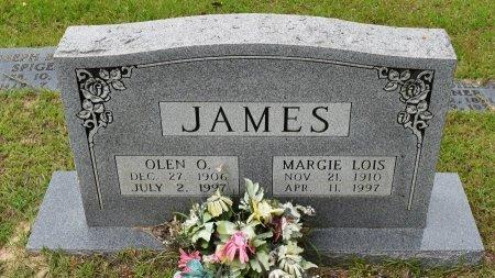 JAMES, MARGIE LOIS - Claiborne County, Louisiana | MARGIE LOIS JAMES - Louisiana Gravestone Photos