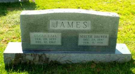 JAMES, MATTIE - Claiborne County, Louisiana | MATTIE JAMES - Louisiana Gravestone Photos