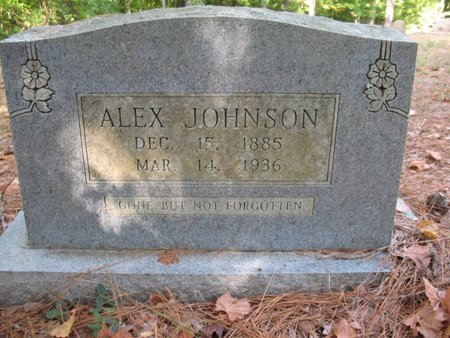 JOHNSON, ALEX - Claiborne County, Louisiana | ALEX JOHNSON - Louisiana Gravestone Photos