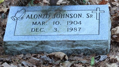 JOHNSON, ALONZO, SR - Claiborne County, Louisiana | ALONZO, SR JOHNSON - Louisiana Gravestone Photos