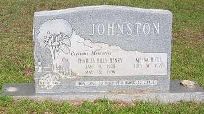 JOHNSTON, MELBA RUTH - Claiborne County, Louisiana | MELBA RUTH JOHNSTON - Louisiana Gravestone Photos