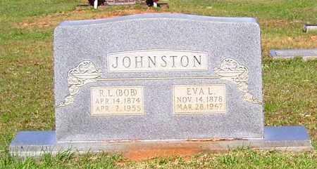JOHNSTON, R L (BOB) - Claiborne County, Louisiana | R L (BOB) JOHNSTON - Louisiana Gravestone Photos