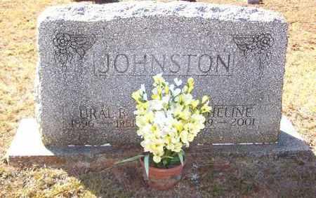 SHAW JOHNSTON, ETHELINE - Claiborne County, Louisiana | ETHELINE SHAW JOHNSTON - Louisiana Gravestone Photos