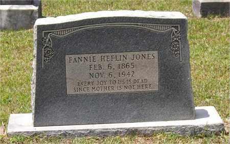 JONES, FANNIE - Claiborne County, Louisiana | FANNIE JONES - Louisiana Gravestone Photos