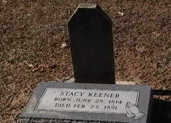 KEENER, STACY - Claiborne County, Louisiana | STACY KEENER - Louisiana Gravestone Photos