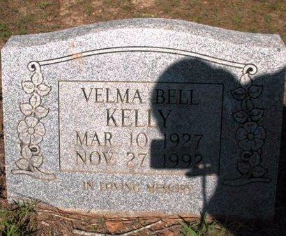 KELLY, VELMA BELL - Claiborne County, Louisiana | VELMA BELL KELLY - Louisiana Gravestone Photos
