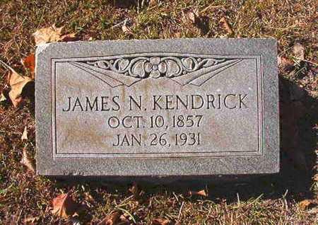 KENDRICK, JAMES N - Claiborne County, Louisiana | JAMES N KENDRICK - Louisiana Gravestone Photos