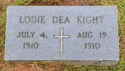 KIGHT, LODIE DEA - Claiborne County, Louisiana | LODIE DEA KIGHT - Louisiana Gravestone Photos