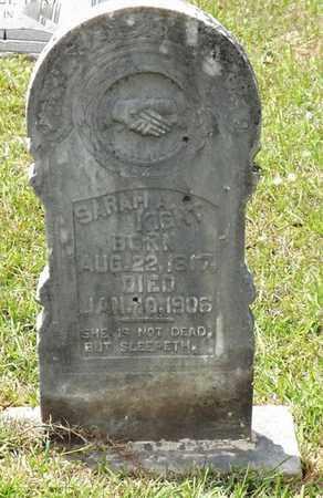 KIGHT, SARAH A - Claiborne County, Louisiana | SARAH A KIGHT - Louisiana Gravestone Photos