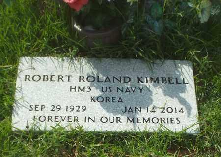 KIMBELL, ROBERT ROLAND (VETERAN KOR) - Claiborne County, Louisiana | ROBERT ROLAND (VETERAN KOR) KIMBELL - Louisiana Gravestone Photos