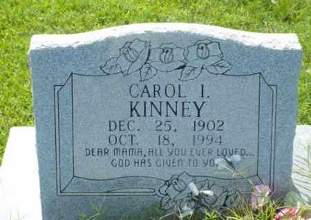 KINNEY, CAROL I - Claiborne County, Louisiana   CAROL I KINNEY - Louisiana Gravestone Photos