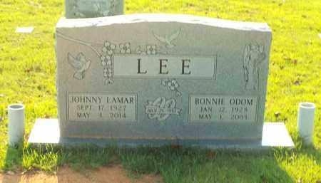 LEE, JOHNNY LAMAR - Claiborne County, Louisiana   JOHNNY LAMAR LEE - Louisiana Gravestone Photos