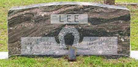 LEE, MONT DAY - Claiborne County, Louisiana   MONT DAY LEE - Louisiana Gravestone Photos