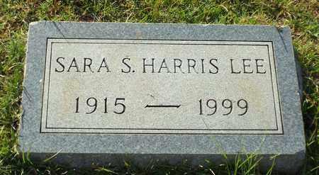 LEE, SARA S - Claiborne County, Louisiana | SARA S LEE - Louisiana Gravestone Photos
