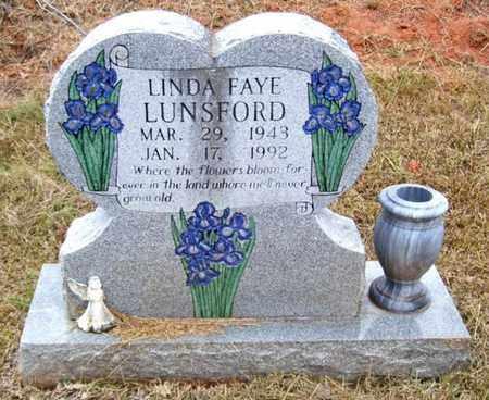 CALLAHAN LUNSFORD, LINDA FAYE - Claiborne County, Louisiana | LINDA FAYE CALLAHAN LUNSFORD - Louisiana Gravestone Photos
