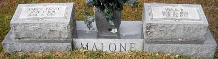 MALONE, JAMES PERRY - Claiborne County, Louisiana | JAMES PERRY MALONE - Louisiana Gravestone Photos