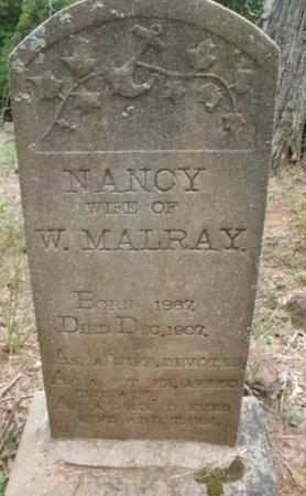 MALRAY, NANCY - Claiborne County, Louisiana | NANCY MALRAY - Louisiana Gravestone Photos