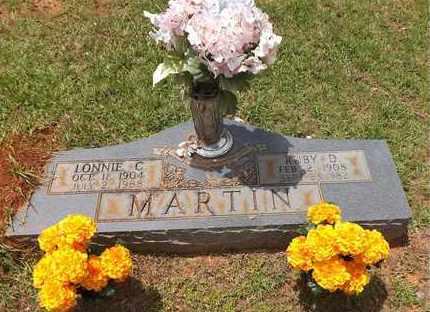 MARTIN, LONNIE C - Claiborne County, Louisiana   LONNIE C MARTIN - Louisiana Gravestone Photos