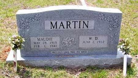 MARTIN, MAUDIE - Claiborne County, Louisiana | MAUDIE MARTIN - Louisiana Gravestone Photos