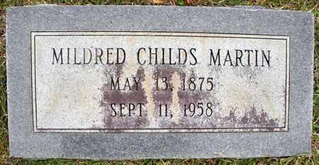 MARTIN, MILDRED - Claiborne County, Louisiana | MILDRED MARTIN - Louisiana Gravestone Photos