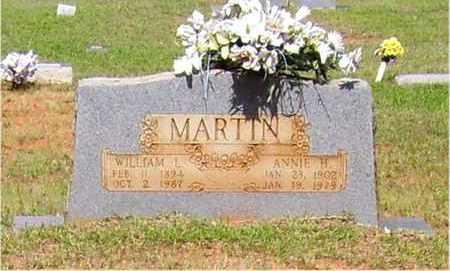 MARTIN, WILLIAM L - Claiborne County, Louisiana   WILLIAM L MARTIN - Louisiana Gravestone Photos