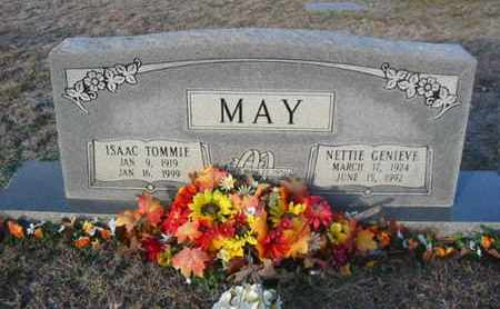 MAY, ISAAC TOMMIE - Claiborne County, Louisiana | ISAAC TOMMIE MAY - Louisiana Gravestone Photos