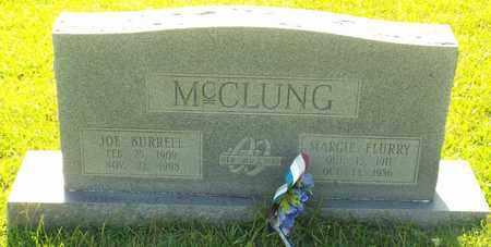 FLURRY MCCLUNG, MARGIE - Claiborne County, Louisiana | MARGIE FLURRY MCCLUNG - Louisiana Gravestone Photos