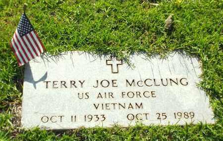 MCCLUNG, TERRY JOE (VETERAN VIET) - Claiborne County, Louisiana | TERRY JOE (VETERAN VIET) MCCLUNG - Louisiana Gravestone Photos