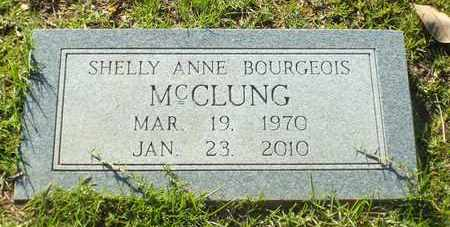 MCCLUNG, SHELLY ANNE - Claiborne County, Louisiana   SHELLY ANNE MCCLUNG - Louisiana Gravestone Photos